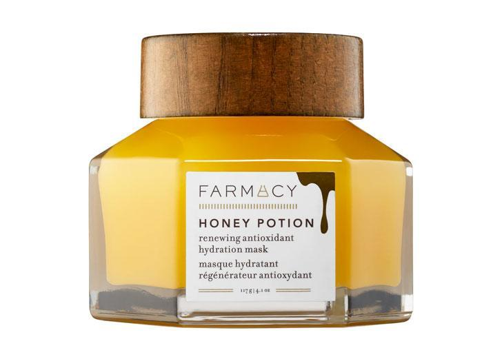 """<p>The honey component is enough to leave a glow so adding vitamin B and antioxidants is a glowing (and super moisturizing) combo.</p> <p><a class=""""link rapid-noclick-resp"""" href=""""https://fave.co/3gon7D4"""" rel=""""nofollow noopener"""" target=""""_blank"""" data-ylk=""""slk:Buy It ($56)"""">Buy It ($56)</a></p>"""