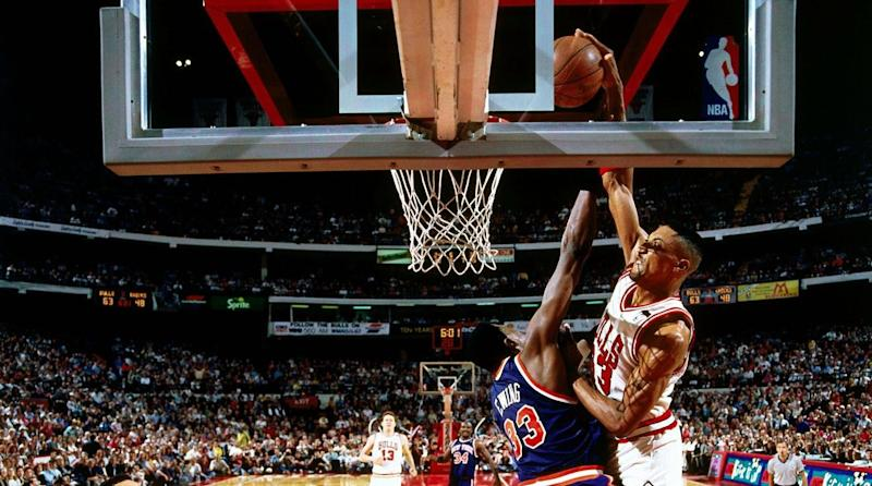c3d1c75b 25 Years Later and Scottie Pippen's Dunk on Patrick Ewing Is Still the  Pinnacle of Disrespect