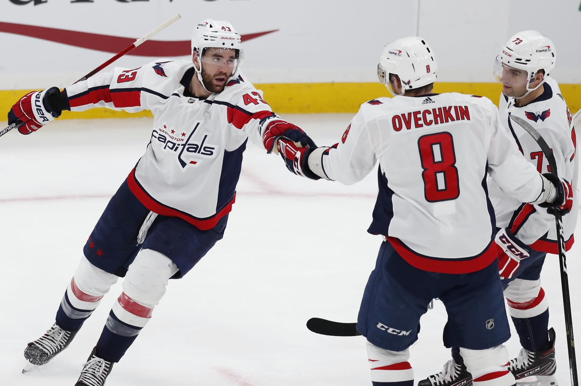 The Latest Nba S Wizards Nhl S Caps To Have Fans In April