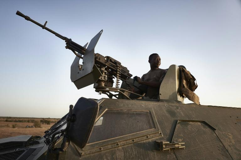 As some countries draw down their forces in Mali, the government is looking elsewhere to shore up its fight against jihadists (AFP/MICHELE CATTANI)