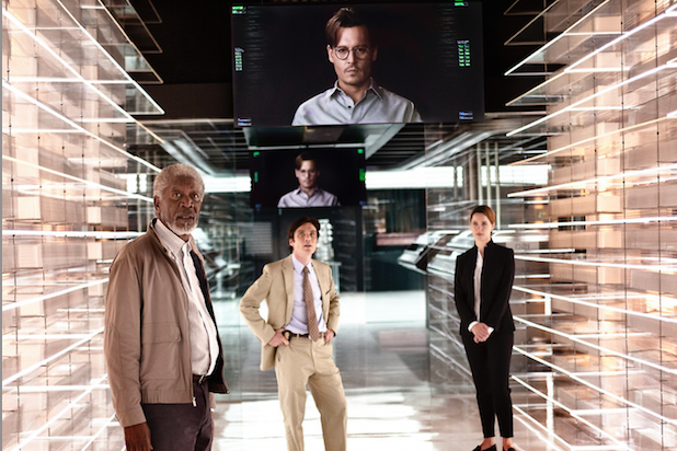 'Transcendence' Reviews: Is the Johnny Depp Thriller Trippy or Tedious?
