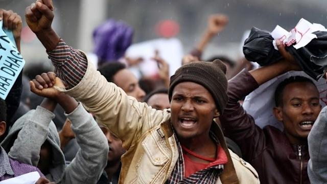 In 2016 and 2017 there was a wave of demonstrations in defiance of the government