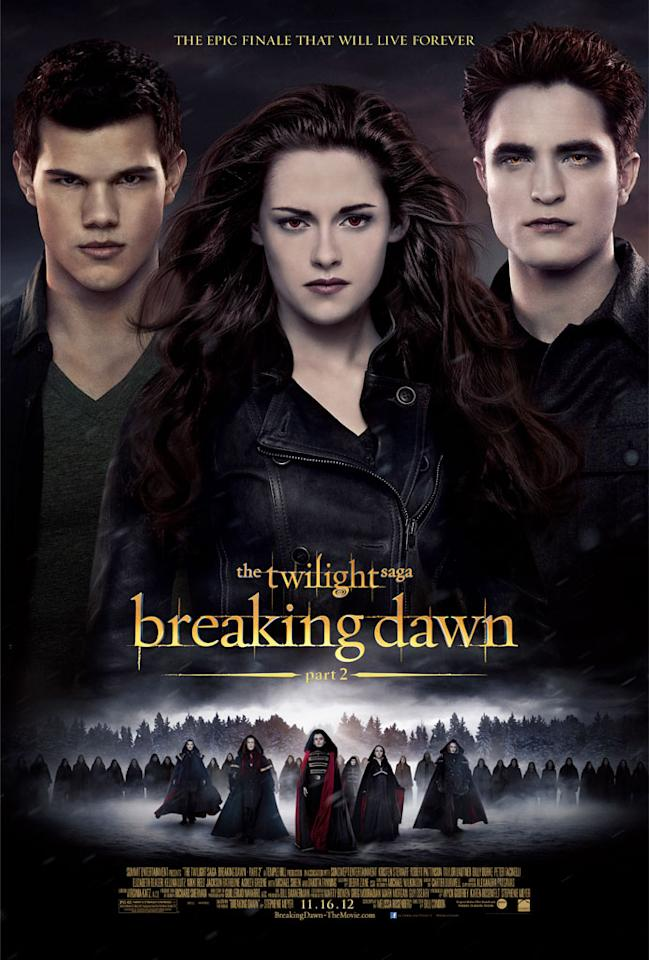 "Summit Entertainment's ""The Twilight Saga: Breaking Dawn - Part 2"" - 2012"