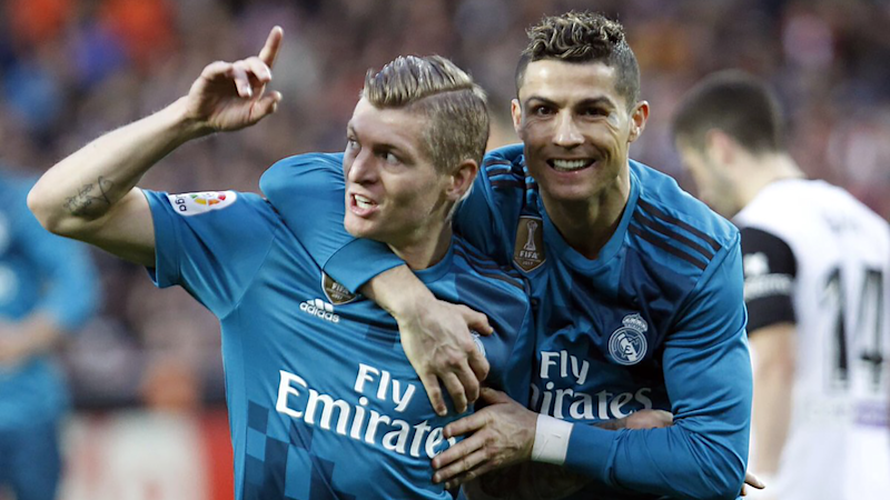 Real Madrid midfielder Kroos reveals plans for early retirement