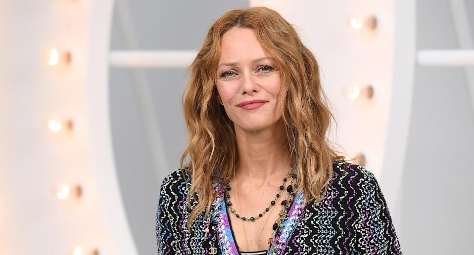 "Vanessa Paradis had been due to give evidence in support of her ex-husband Johnny Depp and his libel case against The Sun this year. However, it was decided she - along with Winona Ryder - ultimately <a href=""https://uk.movies.yahoo.com/winona-ryder-vanessa-paradis-no-101402678.html"" data-ylk=""slk:wouldn't be called;outcm:mb_qualified_link;_E:mb_qualified_link;ct:story;"" class=""link rapid-noclick-resp yahoo-link"">wouldn't be called</a> as witnesses. (Photo by Stephane Cardinale - Corbis/Corbis via Getty Images)"