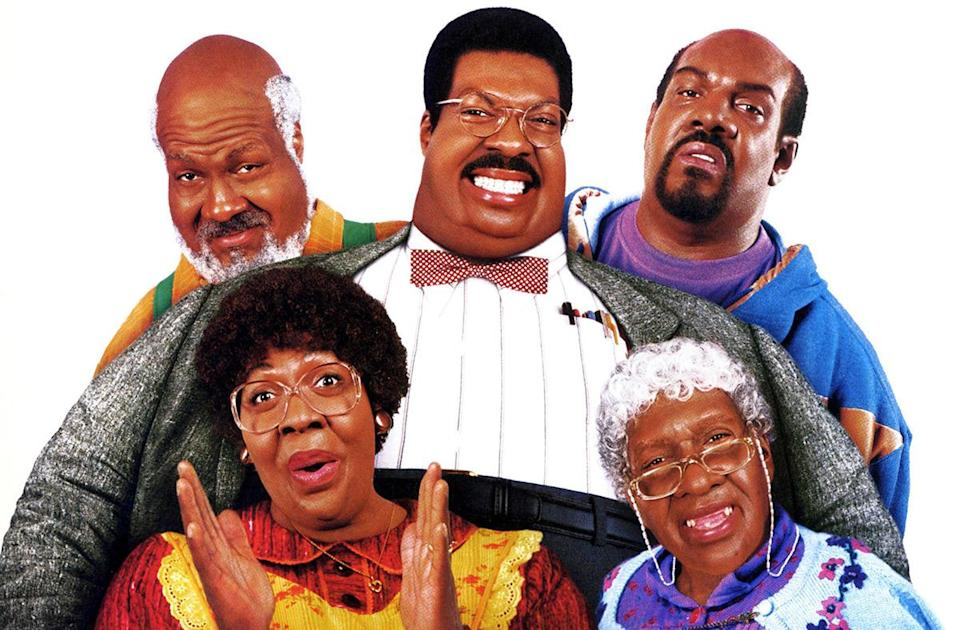 'The Nutty Professor II: The Klumps' - £114 million: What's this? Another Eddie Murphy fat-suit comedy that made crazy coin at the box office? It seems bizarre to think that a movie based on a concept so archaic could even generate a sequel, let alone over £100 million in earnings.