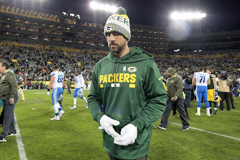 Panthers planning to face Packers QB Aaron Rodgers