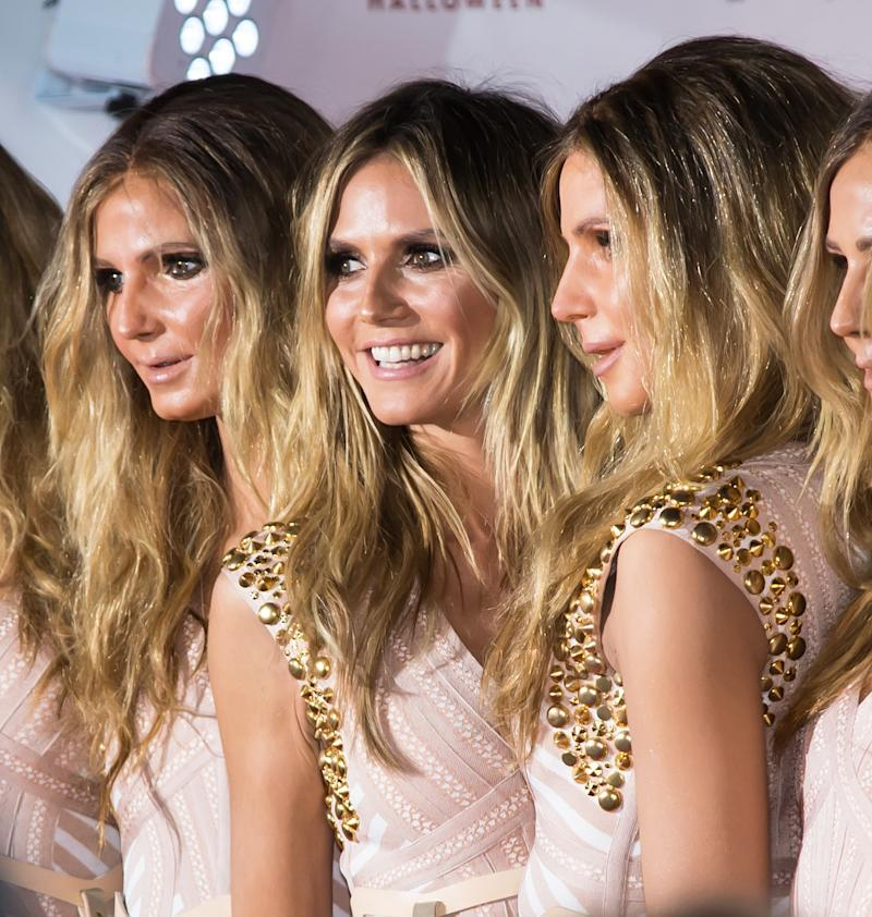 Heidi Klum gives sneak peek at her latest epic Halloween costume