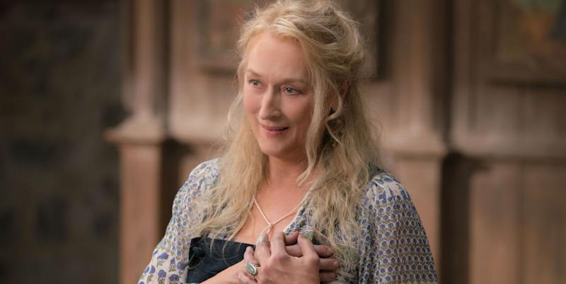 19267a4b0 Meryl Streep is barely in Mamma Mia 2 - this is why it doesn't matter