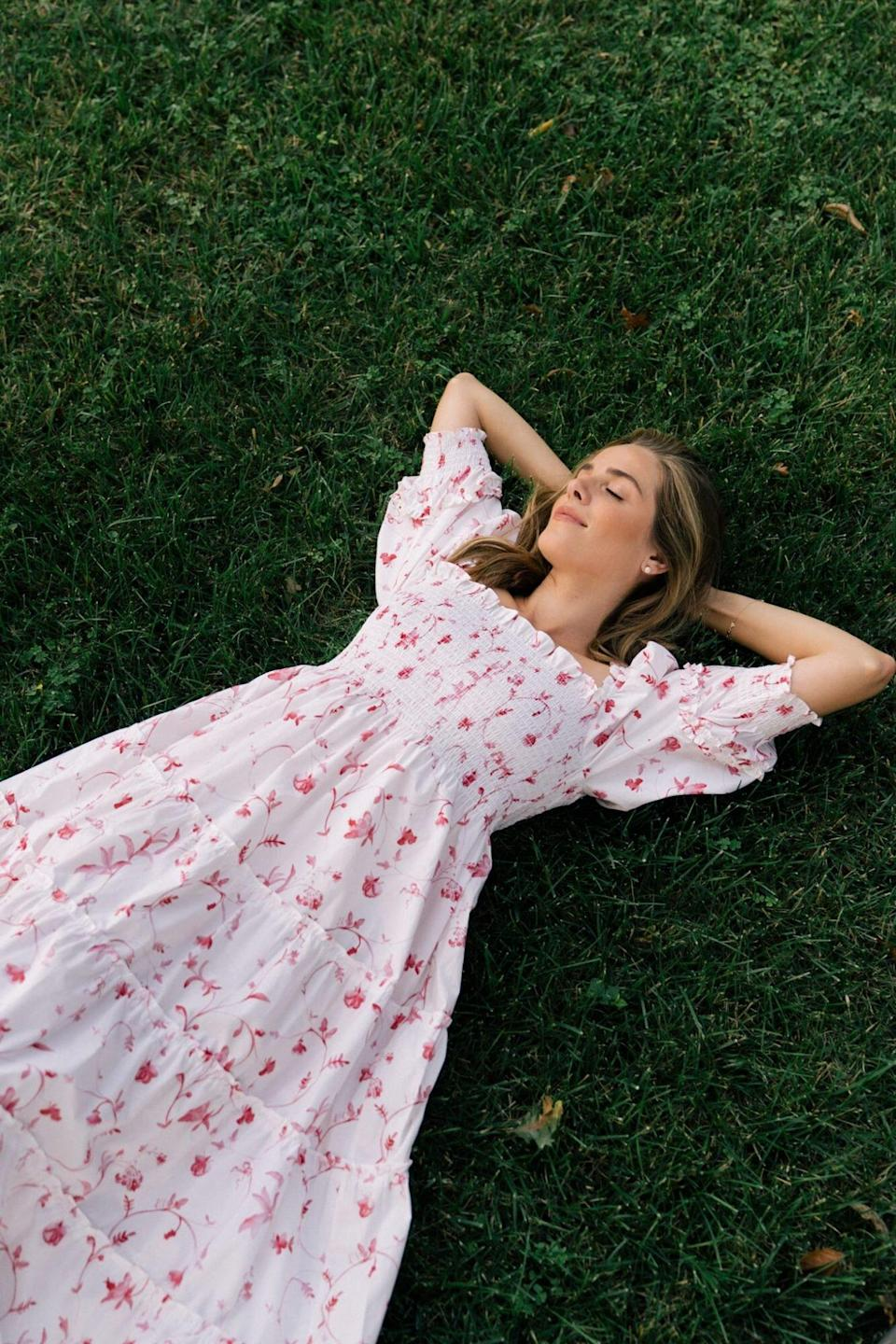 The Internet-Famous 'Nap Dress' Just Received a Fall Update
