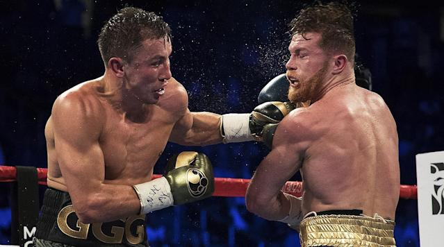 Here are two of the best boxers of their era, Gennady Golovkin and Canelo Alvarez, two middleweight knockout artists whose first matchup was a highly skilled, compulsively watchable affair. And yet, the boxing is what's being lost here in the midst of all the scandals surrounding the fight.