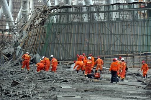 China power station collapse toll 'rises to 67'