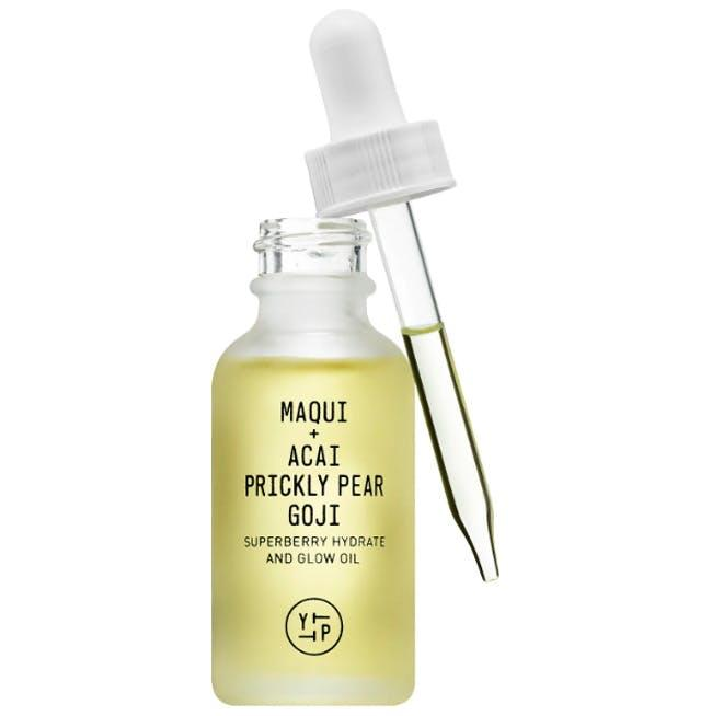 Product shot of youth To The People Acai Facial Oil