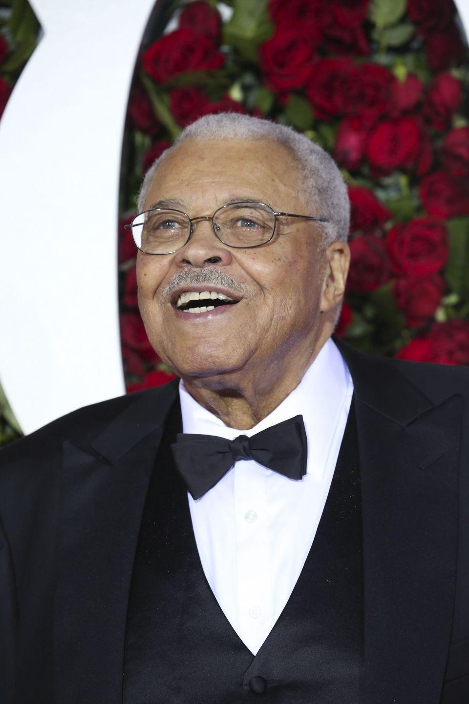 <p>You may know his voice before you recognize his face. Jones voiced both Darth Vader in <em>Star Wars</em> and Mufassa in the original <em>Lion King</em>. </p>