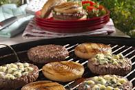 """<p>Use your grill two ways for one of <a href=""""https://www.thedailymeal.com/our-50-best-burger-recipes-gallery?referrer=yahoo&category=beauty_food&include_utm=1&utm_medium=referral&utm_source=yahoo&utm_campaign=feed"""" rel=""""nofollow noopener"""" target=""""_blank"""" data-ylk=""""slk:our all-time favorite burger recipes"""" class=""""link rapid-noclick-resp"""">our all-time favorite burger recipes</a>. First, use it to cook your burger patties. Then, use your grill to caramelize onions for a sweet flavor you'll dream of all summer long.</p> <p><a href=""""https://www.thedailymeal.com/recipes/grilled-onion-cheeseburgers-recipe-0?referrer=yahoo&category=beauty_food&include_utm=1&utm_medium=referral&utm_source=yahoo&utm_campaign=feed"""" rel=""""nofollow noopener"""" target=""""_blank"""" data-ylk=""""slk:For the Grilled Onion Cheeseburgers recipe, click here."""" class=""""link rapid-noclick-resp"""">For the Grilled Onion Cheeseburgers recipe, click here.</a></p>"""