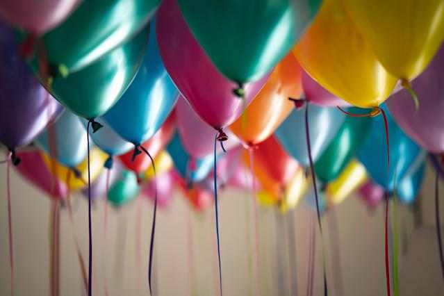 Birthday parties are the obligation Brits most regret spending on, according to a survey. Source: Adi Goldstein/Unsplash