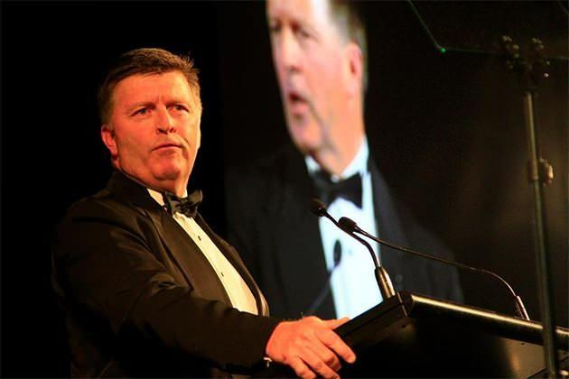 NSW Police Minister Mike Gallacher. Photo: 7News