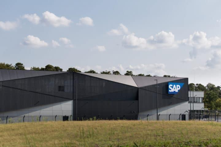 SAP Data Center SAP-Aktie
