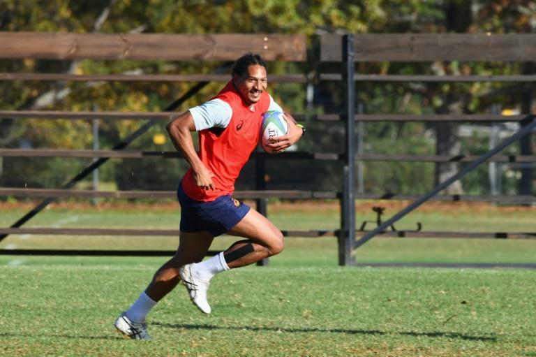 South Africa sevens star Justin Geduld training in Stellenbosch. He is likely to be the only survivor of the 2016 Rio Olympics team who will travel to Tokyo.