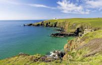 """<p>England's southernmost point is a must-see for anyone visiting the tip of Cornwall, where stunning sea views and clifftop walks will transport you far away from the stresses of everyday life. </p><p>The mild climate here means that it's a thriving habitat for all sorts of wildlife, as well as plenty of rare plants and wildflowers.</p><p><strong>Where to stay: </strong>Experience the Lizard Point in style with a stay at the <a href=""""https://go.redirectingat.com?id=127X1599956&url=https%3A%2F%2Fwww.booking.com%2Fhotel%2Fgb%2Fmullion-cove.en-gb.html%3Faid%3D2070935%26label%3Dnational-trust-cornwall&sref=https%3A%2F%2Fwww.countryliving.com%2Fuk%2Ftravel-ideas%2Fstaycation-uk%2Fg35461727%2Fnational-trust-cornwall%2F"""" rel=""""nofollow noopener"""" target=""""_blank"""" data-ylk=""""slk:Mullion Cove Hotel"""" class=""""link rapid-noclick-resp"""">Mullion Cove Hotel</a>, featuring a cool, contemporary eco-spa, outdoor pool overlooking the dramatic coastline and an award-winning seafood restaurant that makes the most of its prime clifftop position. Dogs are well looked after here too, so it's a great option for a pet-friendly stay with lots of wild walks nearby. </p><p><a href=""""https://www.countrylivingholidays.com/offers/cornwall-mullion-cove-hotel-spa"""" rel=""""nofollow noopener"""" target=""""_blank"""" data-ylk=""""slk:Read our hotel review of Mullion Cove"""" class=""""link rapid-noclick-resp"""">Read our hotel review of Mullion Cove</a></p><p><a class=""""link rapid-noclick-resp"""" href=""""https://go.redirectingat.com?id=127X1599956&url=https%3A%2F%2Fwww.booking.com%2Fhotel%2Fgb%2Fmullion-cove.en-gb.html%3Faid%3D2070935%26label%3Dnational-trust-cornwall&sref=https%3A%2F%2Fwww.countryliving.com%2Fuk%2Ftravel-ideas%2Fstaycation-uk%2Fg35461727%2Fnational-trust-cornwall%2F"""" rel=""""nofollow noopener"""" target=""""_blank"""" data-ylk=""""slk:CHECK PRICES"""">CHECK PRICES</a></p>"""