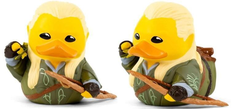 LORD OF THE RINGS Rubber Duckies Bring Middle-Earth to Your Tub_4