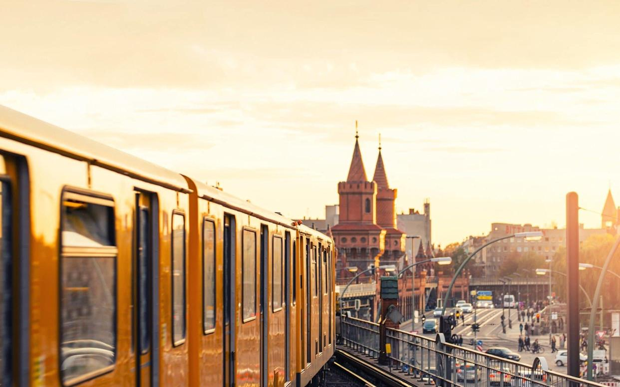 The proposed new ticket would be valid on the U-Bahn trains that are Berlin's version of the London Underground - Fotolia