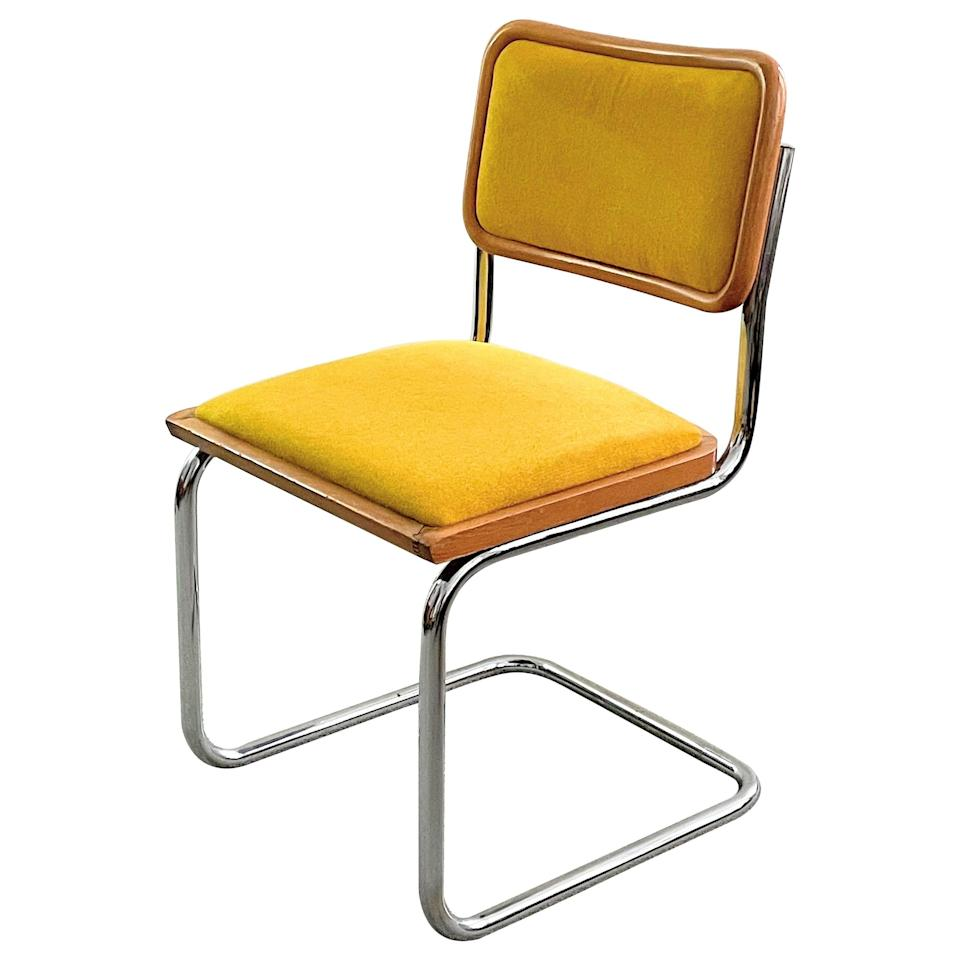"<p><strong>Marcel Breuer</strong></p><p>1stdibs.com</p><p><strong>$519.48</strong></p><p><a href=""https://go.redirectingat.com?id=74968X1596630&url=https%3A%2F%2Fwww.1stdibs.com%2Ffurniture%2Fseating%2Fchairs%2Fmarcel-breuer-b-32-cesca-chair-austrian-edition-bene-circa-1980%2Fid-f_23424682%2F&sref=https%3A%2F%2Fwww.cosmopolitan.com%2Flifestyle%2Fg36289685%2Fwhere-to-buy-used-furniture%2F"" rel=""nofollow noopener"" target=""_blank"" data-ylk=""slk:Shop Now"" class=""link rapid-noclick-resp"">Shop Now</a></p><p>If your interior design budget allows for high-end vintage furniture, then please (I BEG of you) check out 1stDibs. In fact, check in on them every day, because who knows how long these pieces will last. (Hint: The answer is <em>not very long</em>.)</p>"