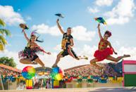 """<p><strong>When</strong>: Feb. 21-25</p> <p>While carnivals are held throughout Brazil, the <a href=""""http://www.riodejaneiroaqui.com/carnaval/index.html"""" class=""""link rapid-noclick-resp"""" rel=""""nofollow noopener"""" target=""""_blank"""" data-ylk=""""slk:Carnival in Rio De Janeiro"""">Carnival in Rio De Janeiro</a> gets much attention as visitors from around the globe come to watch colorful processions. Watch street celebrations happening all over the city, in which everyone gathers to enjoy the pulsating music and dance. Then samba schools, which consist of dance groups, perform on the Saturday and Sunday portions of the festival at the Sambadrome, a stadium where these routines take place. It's definitely a show you don't want to miss, with an impressive combo of color and sound, vibrant costumes, and gigantic parade floats. So, how did this party get started? Its origins go back to Brazil's colonial period with the arrival of the Portuguese, and it initially was influenced by the entrudo, a Portuguese festivity preceding Lent.</p>"""