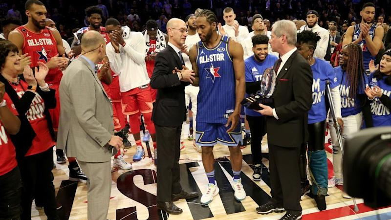 Adam Silver Weighing Option Of One-Time Charity Game During Coronavirus Stoppage