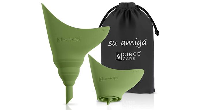 A Hygienic and Convenient Way to Store Your Female Urination Device Made in The UK. SHEWEE Extreme and Flexi Case