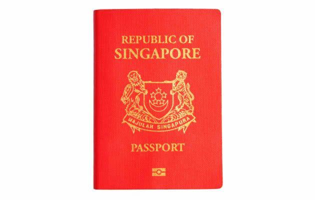 Singapore passport to have new design, additional security features