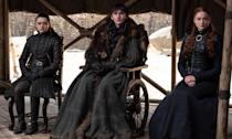 """After eight series, TV titan <em>Game of Thrones</em> came to an end earlier this year with its final six episodes that generated huge amounts of conversation. Some of the plot developments caused outrage among devoted viewers, not to mention the<a href=""""https://uk.movies.yahoo.com/hbo-responds-game-thrones-coffee-cup-bungle-105912213.html"""" data-ylk=""""slk:infamous coffee cup gaffe;outcm:mb_qualified_link;_E:mb_qualified_link;ct:story;"""" class=""""link rapid-noclick-resp yahoo-link""""> infamous coffee cup gaffe</a> that set the internet ablaze when an eagle-eyed fan spotted it. (HBO)"""