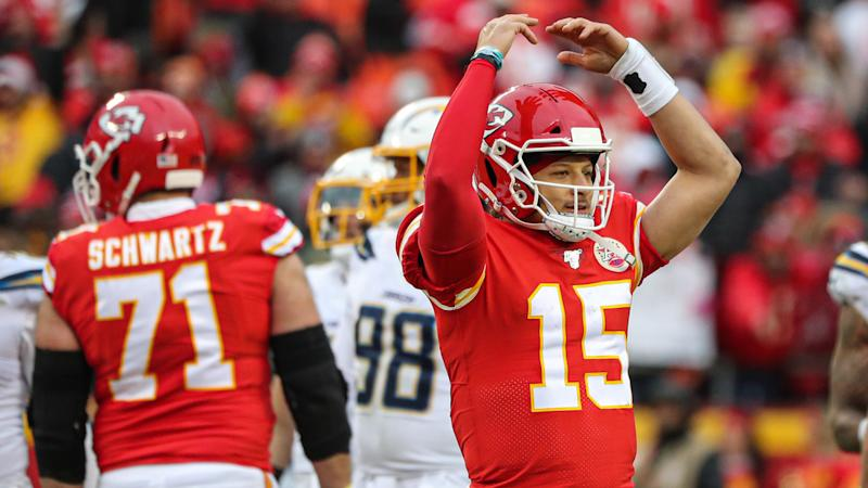 Chiefs vs. Texans live stream: How to watch NFL playoffs online