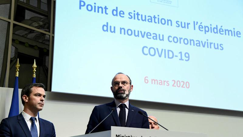 Schools to close in two French departments due to coronavirus, says PM Philippe
