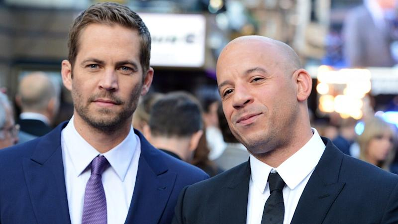 Paul Walker and Vin Diesel's Daughters Embrace In Sweet Photo Together