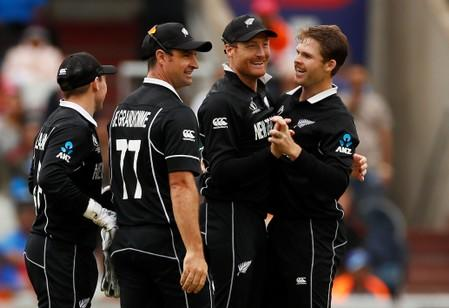 ICC Cricket World Cup Semi Final - India v New Zealand