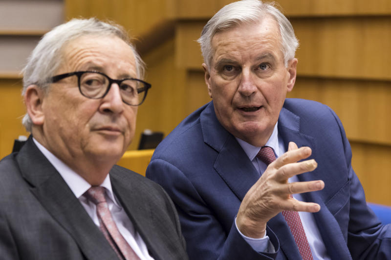 EU won't budge on Brexit deal as May seeks cross-party unity