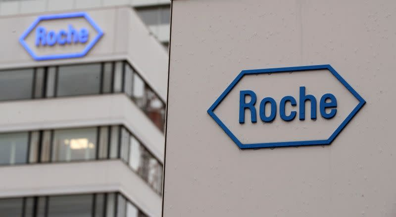 Roche aims to make more than 100 million coronavirus antibody tests per month by end of year