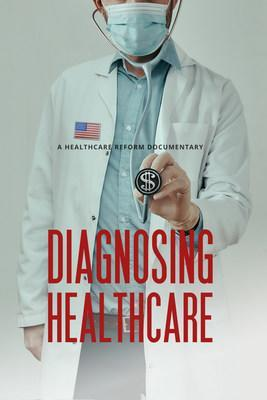 Poster Art for Diagnosing Healthcare
