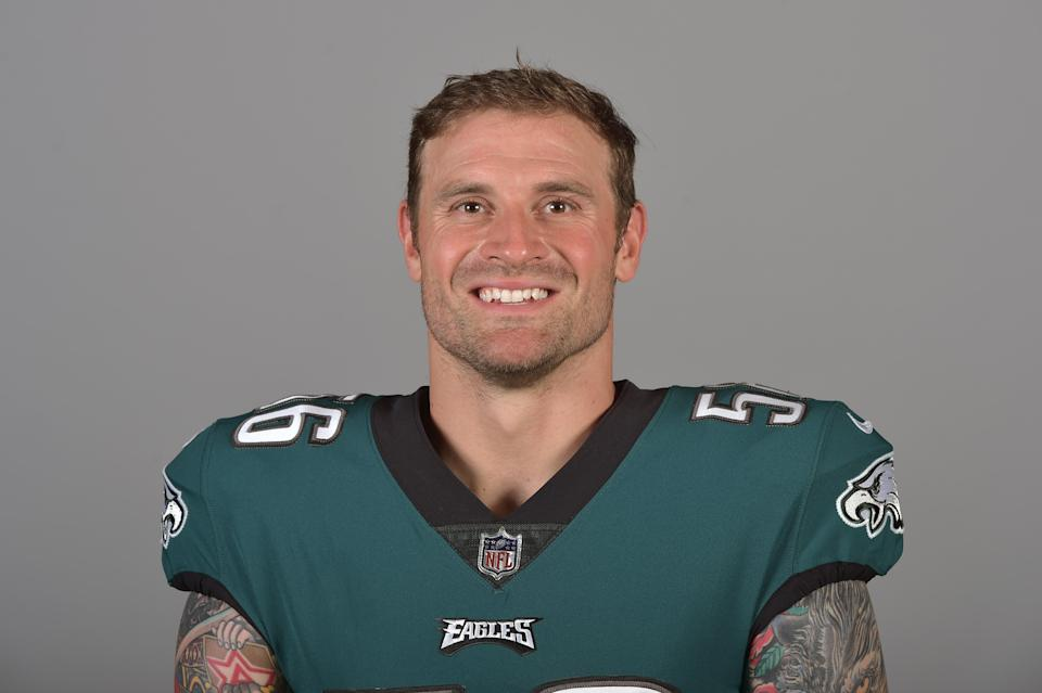 Eagles DE Chris Long has lived in Charlottesville, Va. for most of his life and was angered by the events in the city last weekend. (AP)
