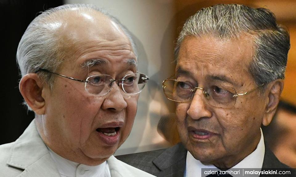 Dr M: Cooperation with Ku Li failed to secure Umno MPs' support