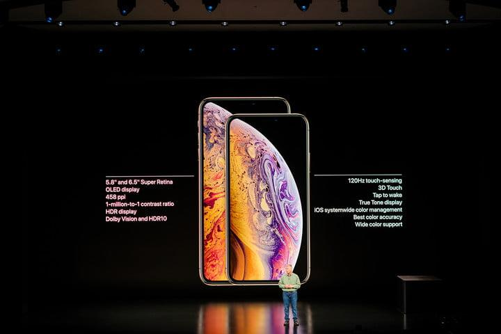 everything apple announced september 12 2018 iphone xs and max