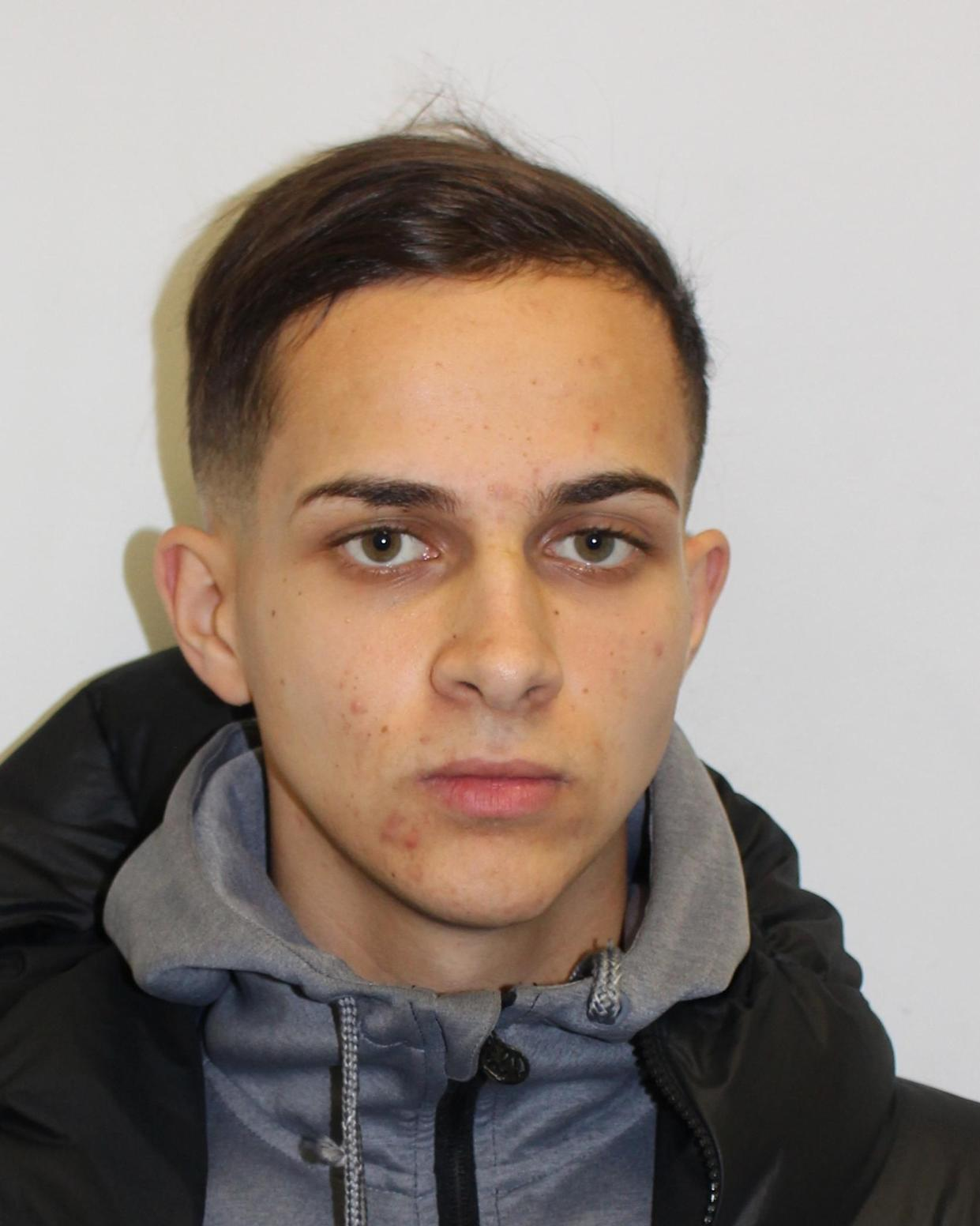 Dragoi was sentenced on Thursday. (Met Police/PA)