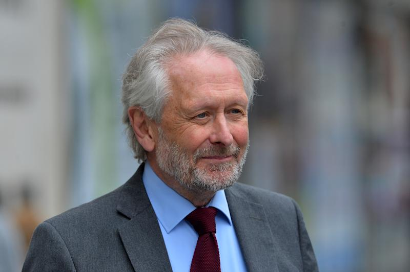 Leicester City Mayor Sir Peter Soulsby. (PA)
