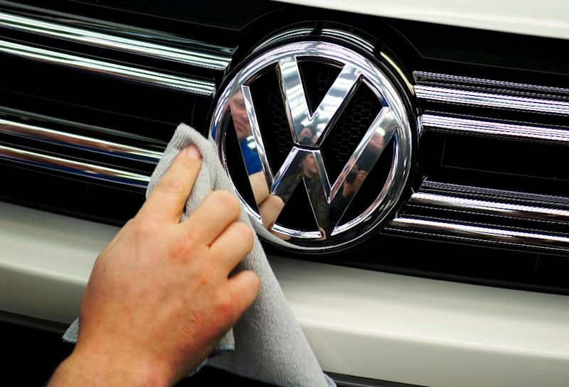 Germany's powerful car industry has been reeling over the revelations that Volkswagen fitted up to 11 million of its diesel cars with devices capable of fooling emissions test (AFP Photo/Odd Andersen)