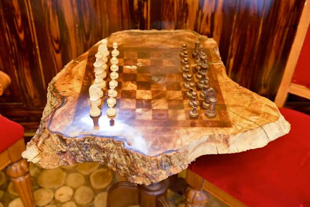 <p>Who's up for a game of chess? </p>