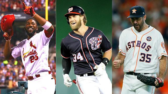 A New Year is upon us, which means all 30 MLB teams will certainly be setting their goals for 2018, or something.