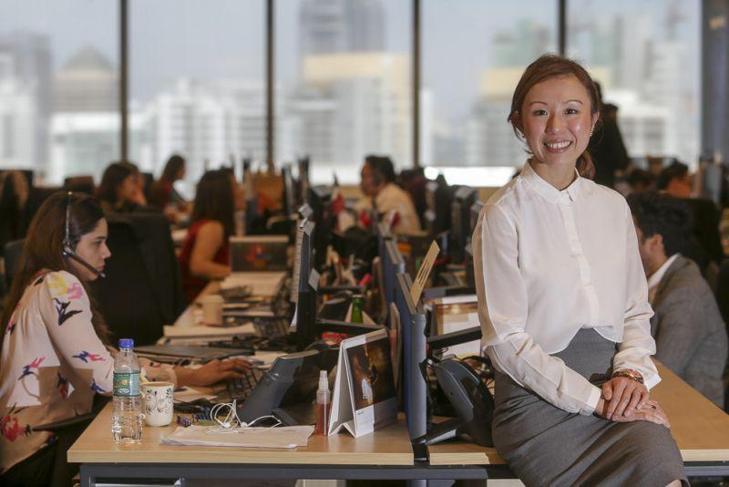 10 things about: Chan May Wah, director at a recruitment firm