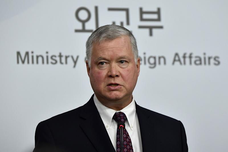 U.S. Rejects Relief for North Korea as Trump Warns Against Tests