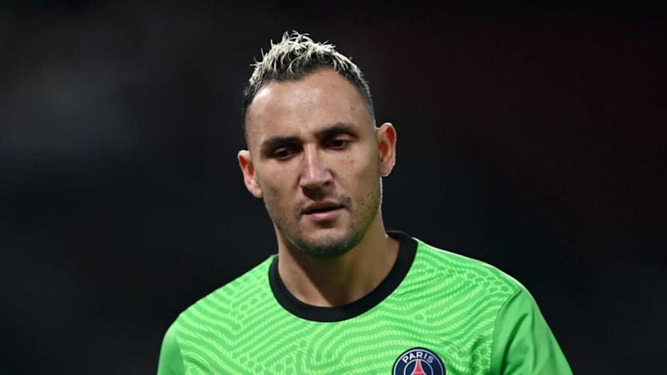 Keylor Navas   Laurence Griffiths/Getty Images